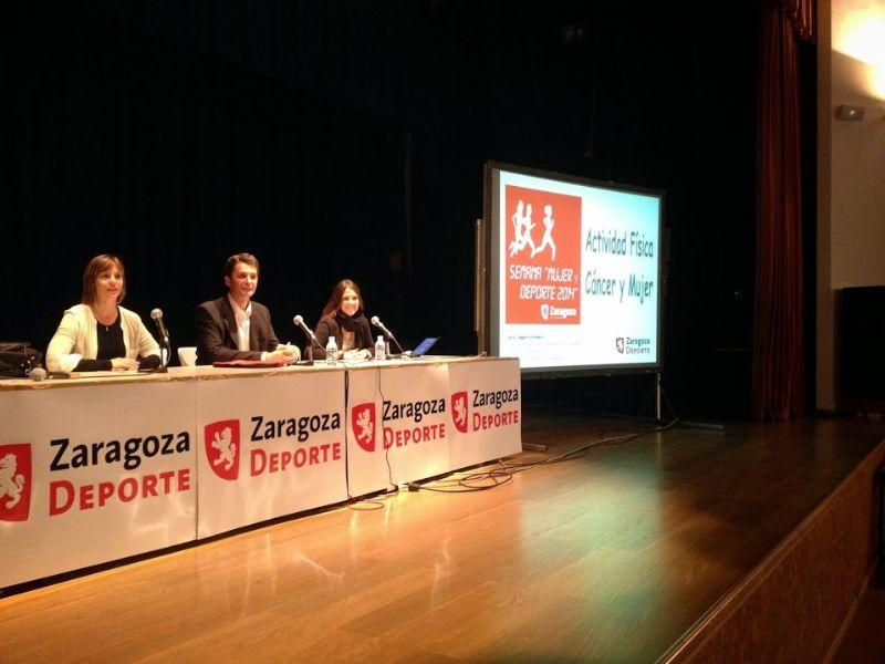 Conclusiones de la Semana «Mujer y Deporte» 2014
