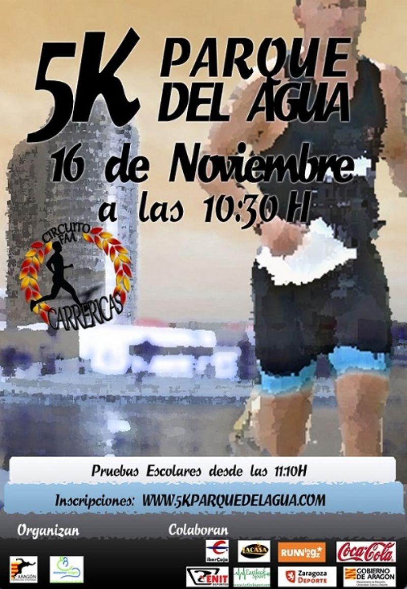 Clasificaciones de la 5k Parque del Agua «Alzheimer Aragón»
