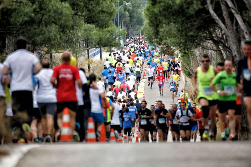 Clasificaciones y fotos de la «Sanitas Marca Running Series»