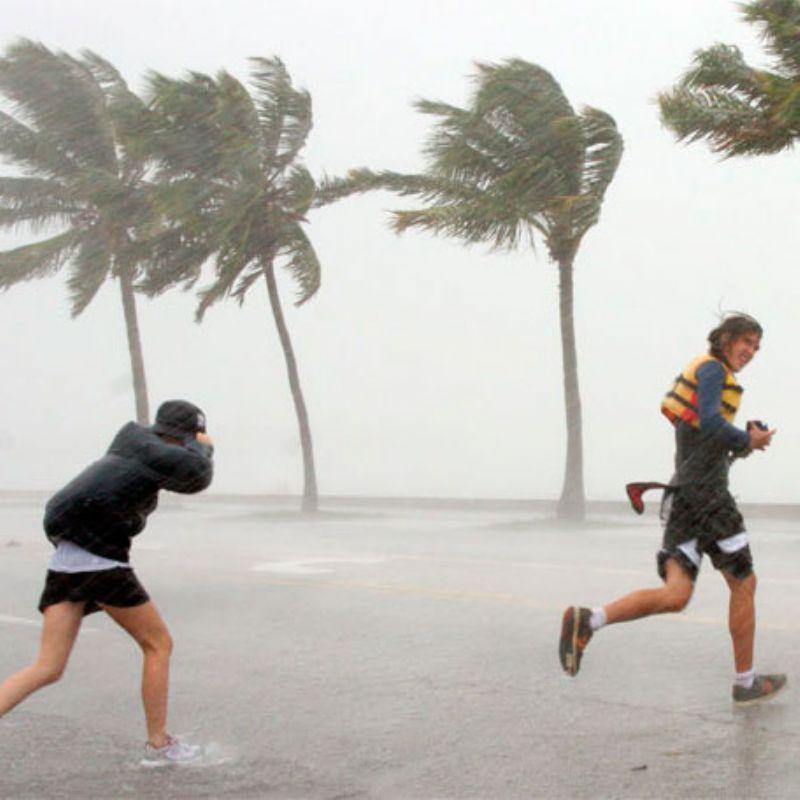 Consejos para correr cuando hay viento