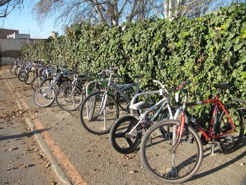 Donación de bicicletas abandonadas del Depósito Municipal