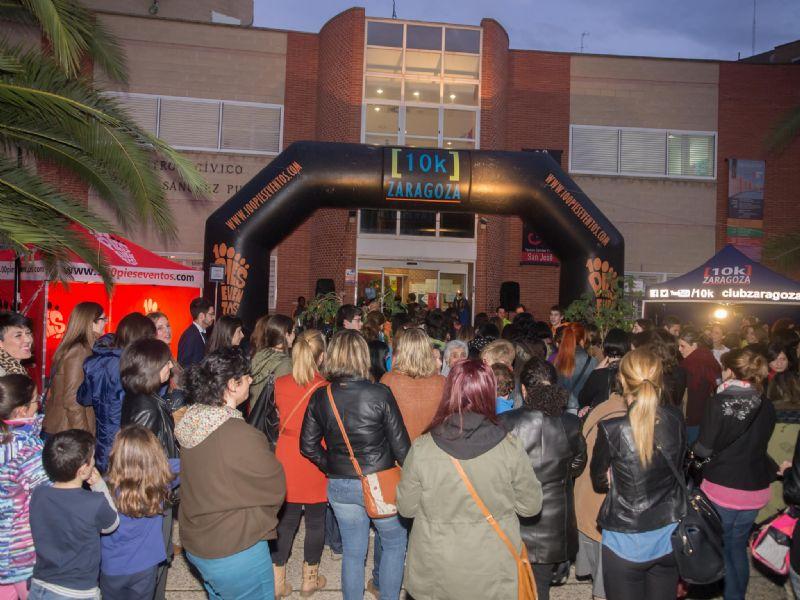 Éxito de la Presentación del nuevo «Reto 10k Zaragoza»