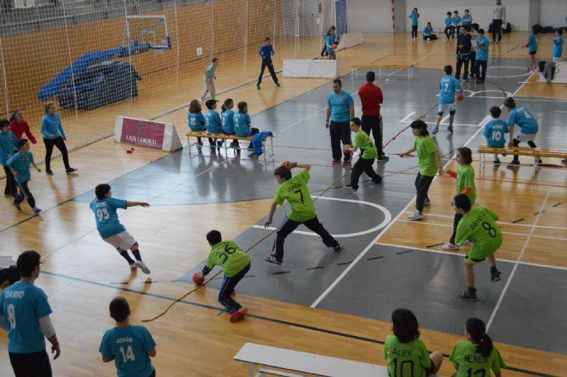 Datchball, un nuevo deporte aragonés