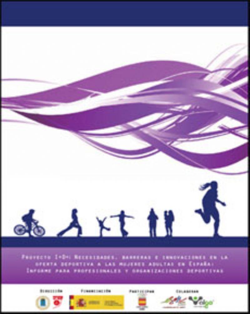 Informe de innovaciones, barreras y necesidades en deporte femenino