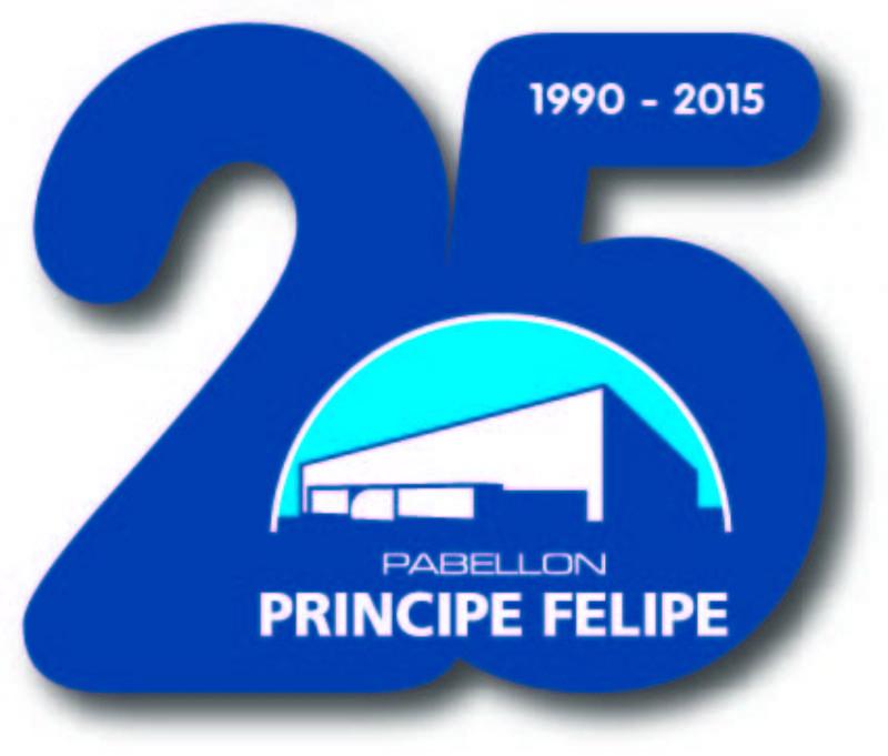 El Pabellón «Príncipe Felipe» celebra su 25º Aniversario