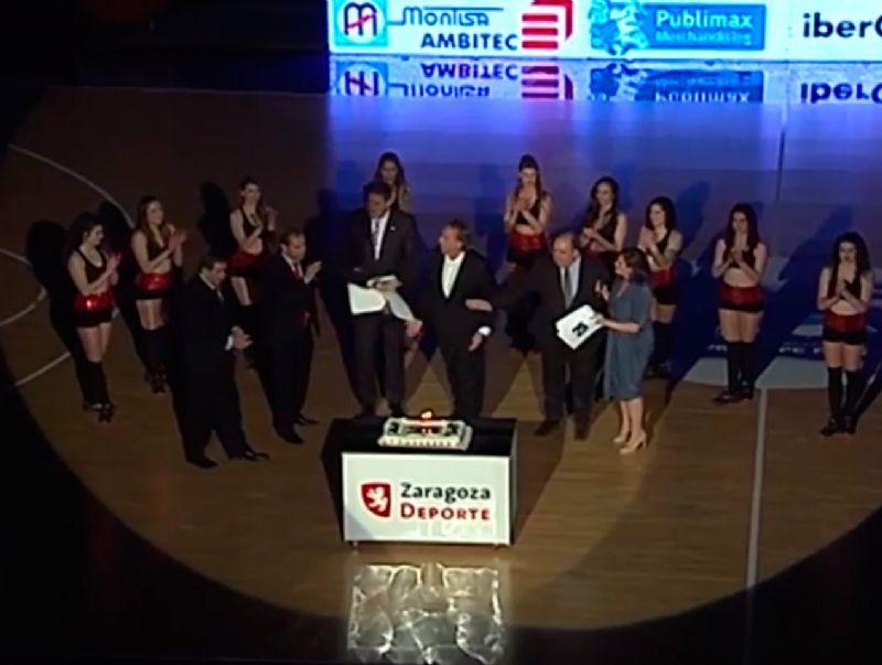 Vídeo de la Gala del 25º Aniversario del Pabellón «Príncipe Felipe»