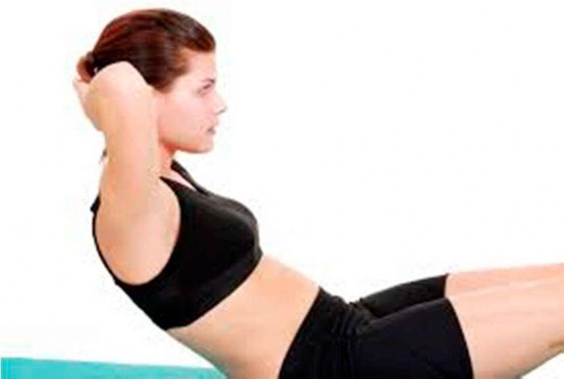 ¿Es recomendable hacer abdominales para el dolor de espalda?