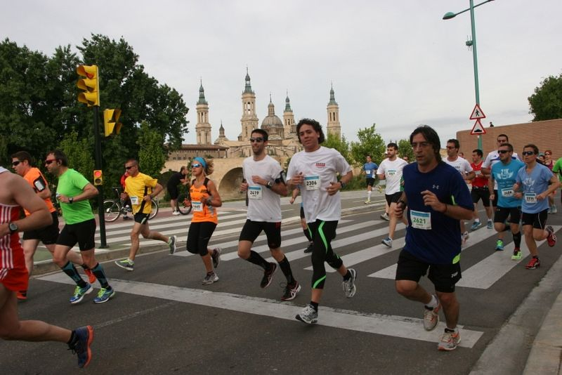 Información de interés para participantes en la Media Maratón «Ibercaja-Ciudad de Zaragoza»