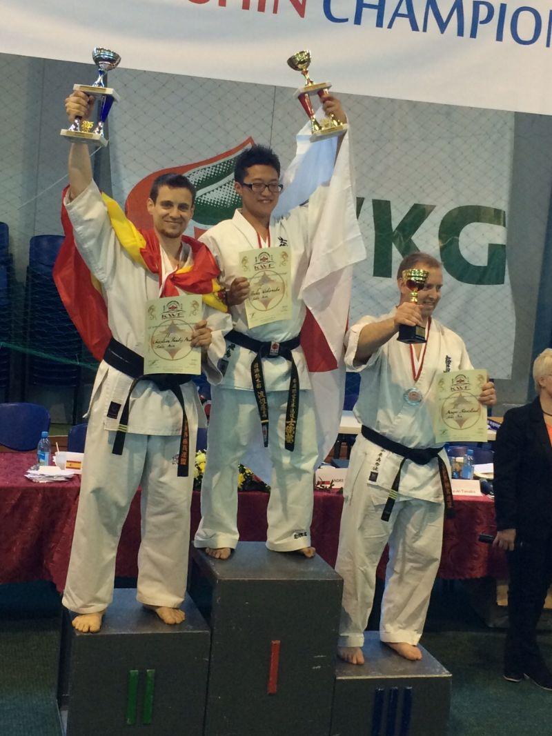 XXVIII Campeonato de Europa de Kyokushin KWF