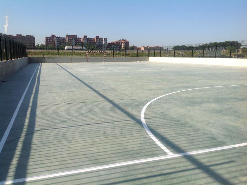 Nueva Instalación Deportiva Elemental «El Coloso»