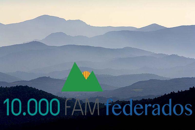 La Federación Aragonesa de Montañismo lanza una campaña para alcanzar los 10.000 federados