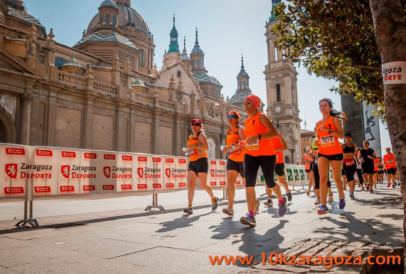 El lado femenino del «running»