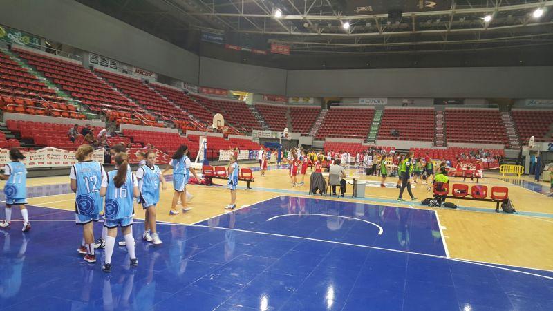Galería fotográfica del «Día del Minibasket 2015»