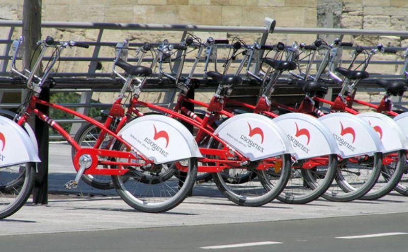 Encuesta de uso de la bici