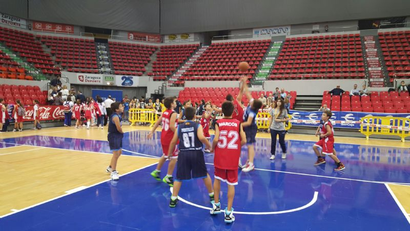 Zaragoza Deporte aprueba unas nuevas ayudas para facilitar la práctica deportiva infantil