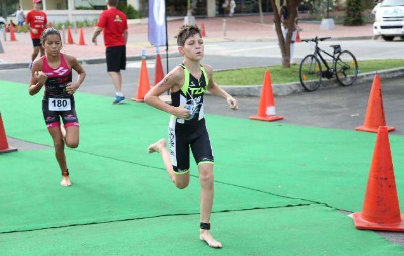 La carrera y el Triathlon en niños: evaluación de factores para evitar lesiones