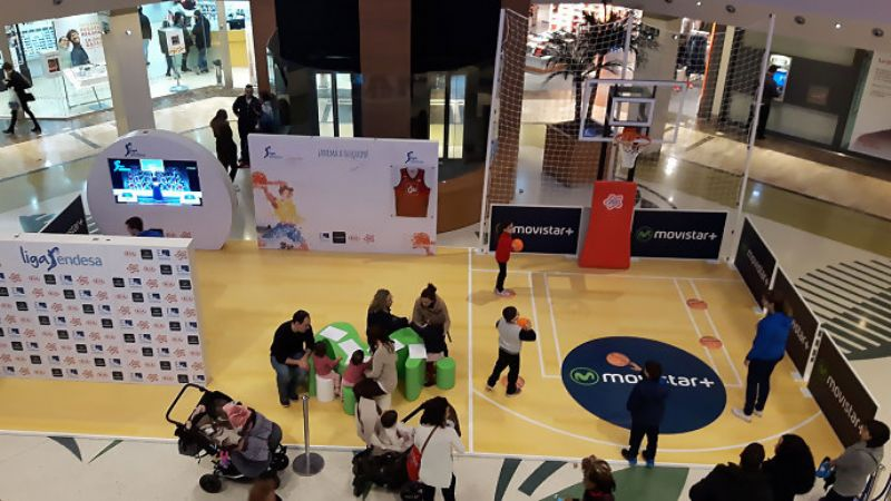 El «Liga Endesa Tour» arranca en Zaragoza