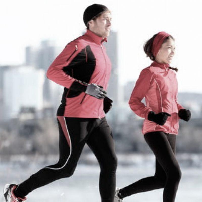 No dejes de entrenar en invierno: Claves para correr con frío