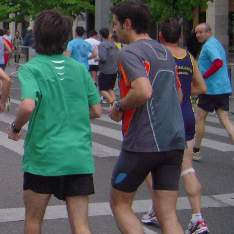 Lesiones deportivas frecuentes en los corredores populares