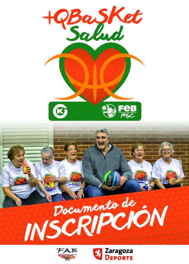 Programa «+QBasket Salud»