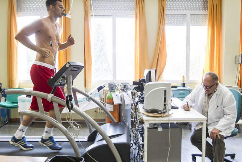 Centro de Medicina del Deporte: una fiel alianza con los deportistas aragoneses