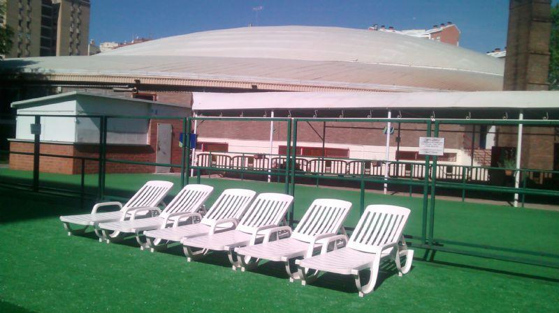 El Palacio de Deportes ofrece el solarium a sus usuarios