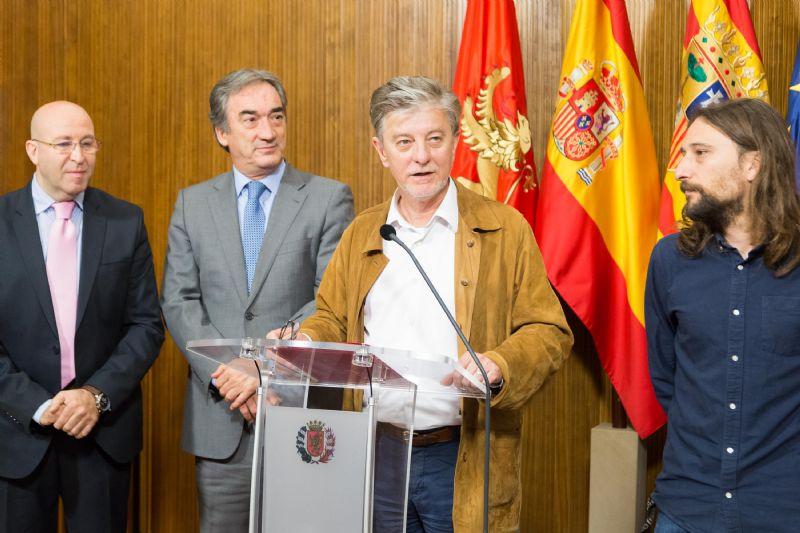 Zaragoza luchará por ser sede de la Copa de España de Fútbol Sala