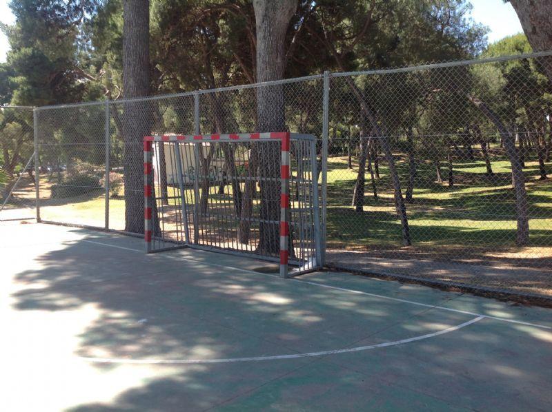 Mejoras en varias Instalaciones Deportivas Municipales en junio