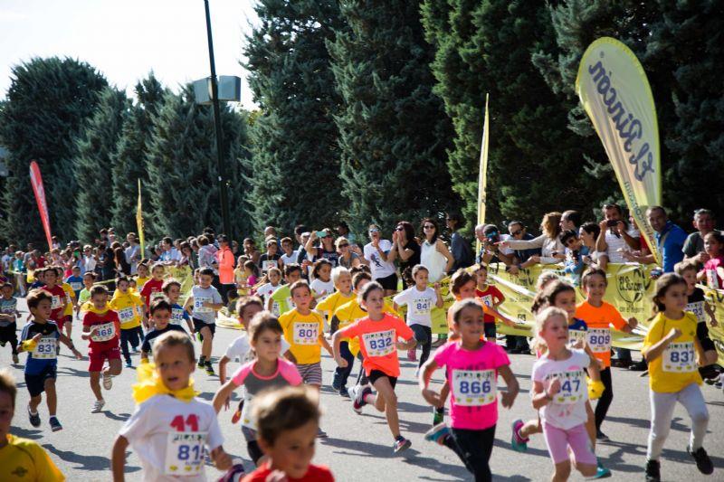 Crónica y resultados de la Carrera del Pilar 2016