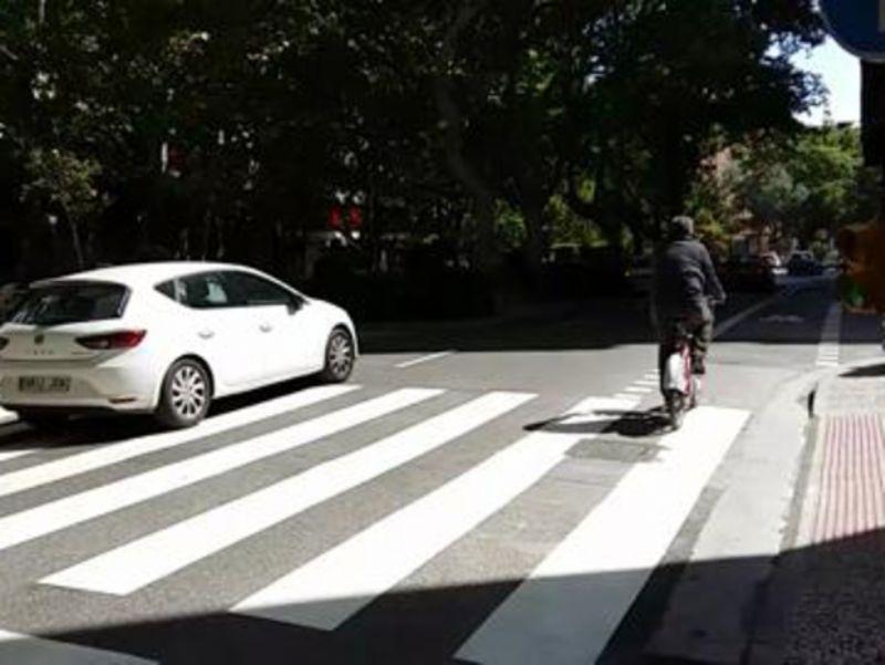 ¿Qué está permitido y prohibido al circular en bici por Zaragoza?