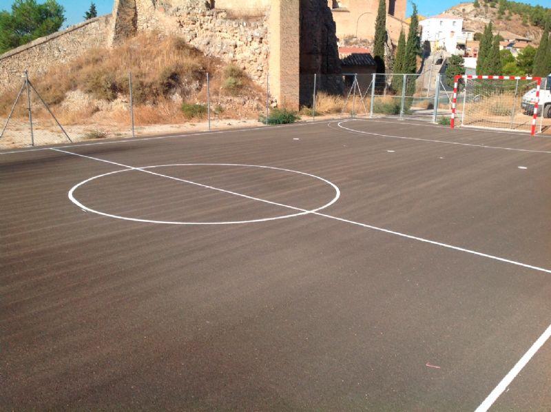Nueva IDE de Futbol Sala en Alfocea
