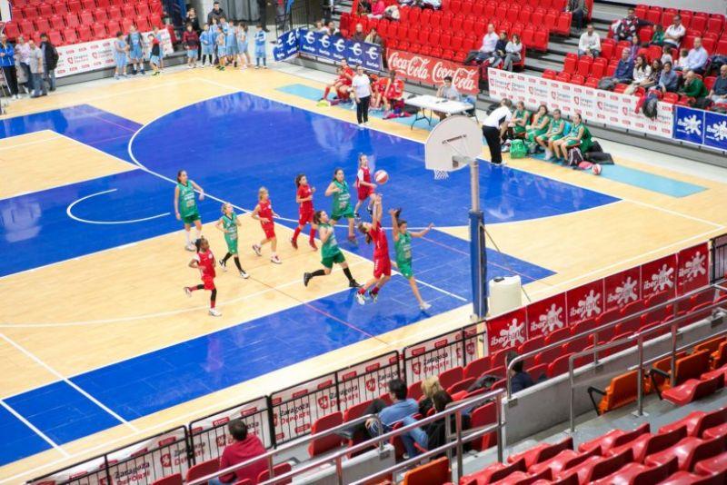 Galería fotográfica del «Día del Minibasket 2016»