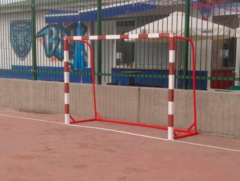 Mejoras realizadas en la última semana de noviembre en varias Instalaciones Deportivas Elementales