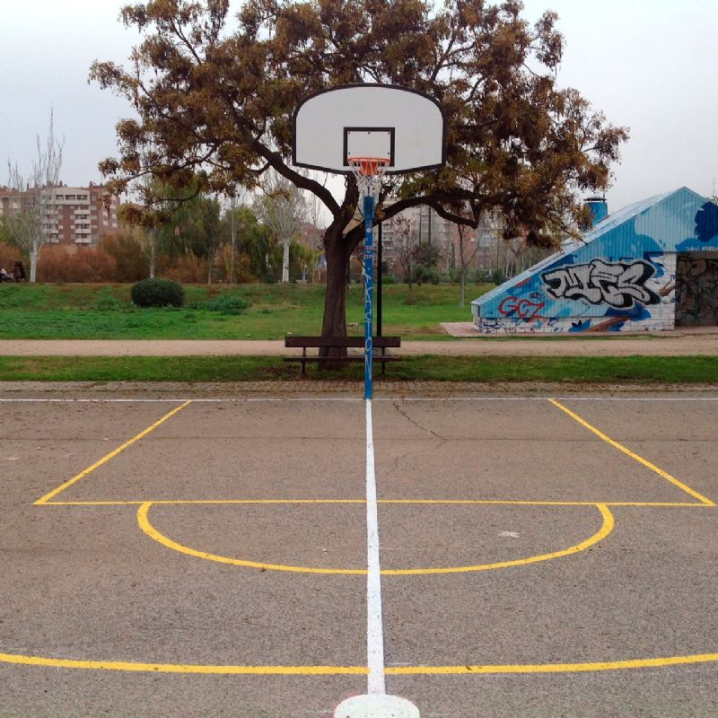 Mejoras realizadas en la segunda semana de diciembre en varias Instalaciones Deportivas Elementales