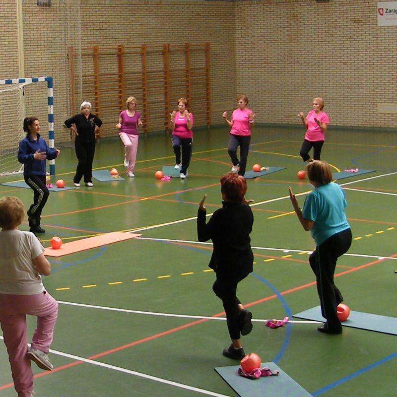 Beneficios del ejercicio físico contra la fragilidad de las personas mayores