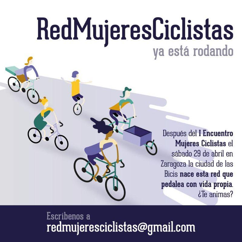 Nace la «Red Mujeres Ciclistas»