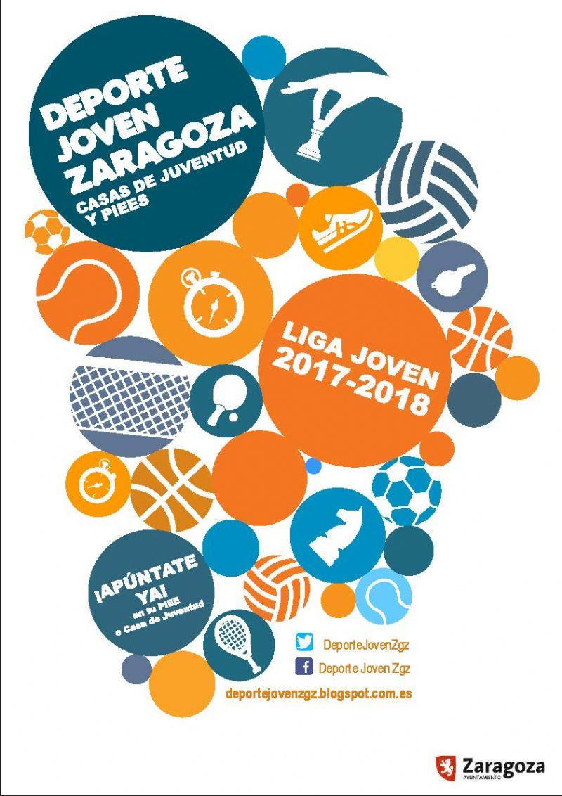 Comienzo de la Liga Joven 2017/2018