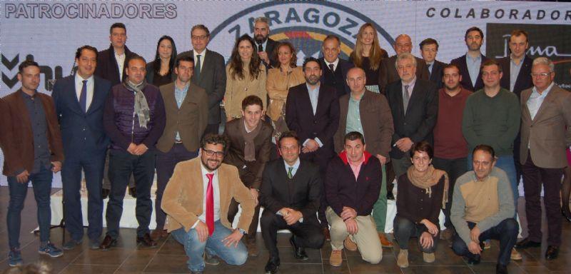 El Zaragoza Club de Fútbol Femenino cierra con éxito su «I Jornada de Empresa y Fútbol Femenino»