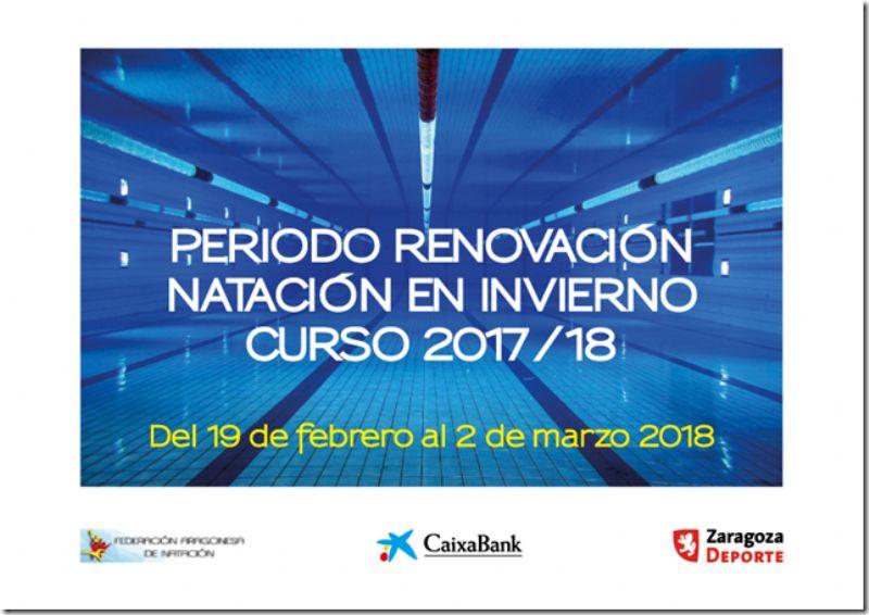 Abierto el plazo de renovación de varias actividades deportivas municipales «Entra en Acción»