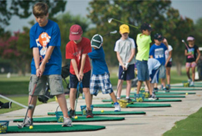 Cómo prevenir lesiones al practicar golf en edad infantil