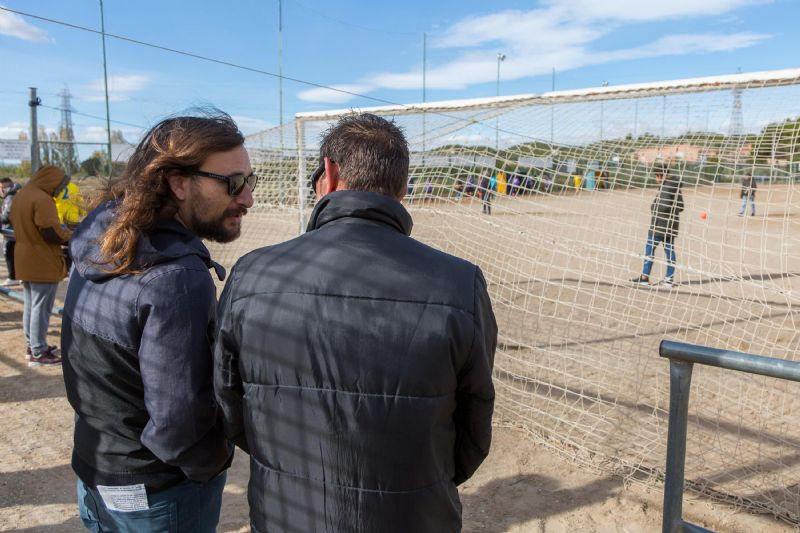 El Gobierno de Zaragoza adjudica el contrato para el nuevo césped artificial de siete campos de fútbol municipales y el de rugby en Pinares de Venecia