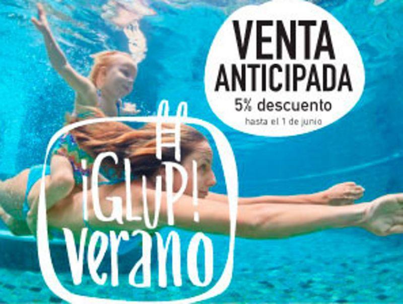 Comienza la venta de abonos para las piscinas municipales con un 5% de descuento