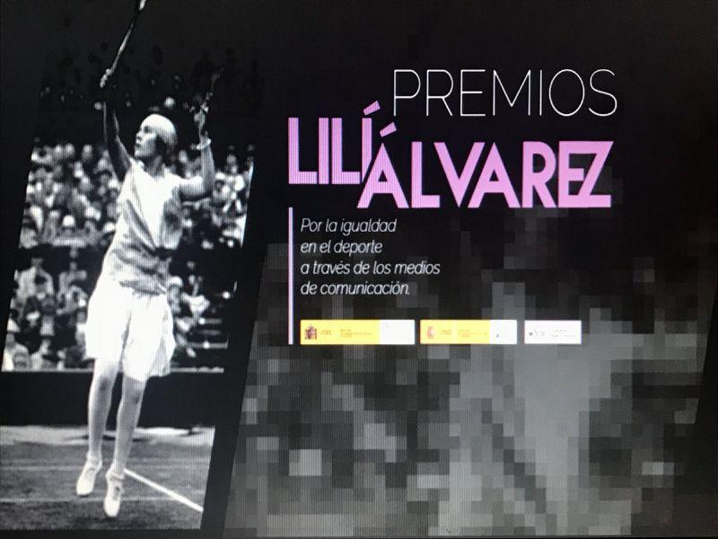 II Convocatoria de los Premios «Lili Álvarez» para visibilizar a mujeres deportistas