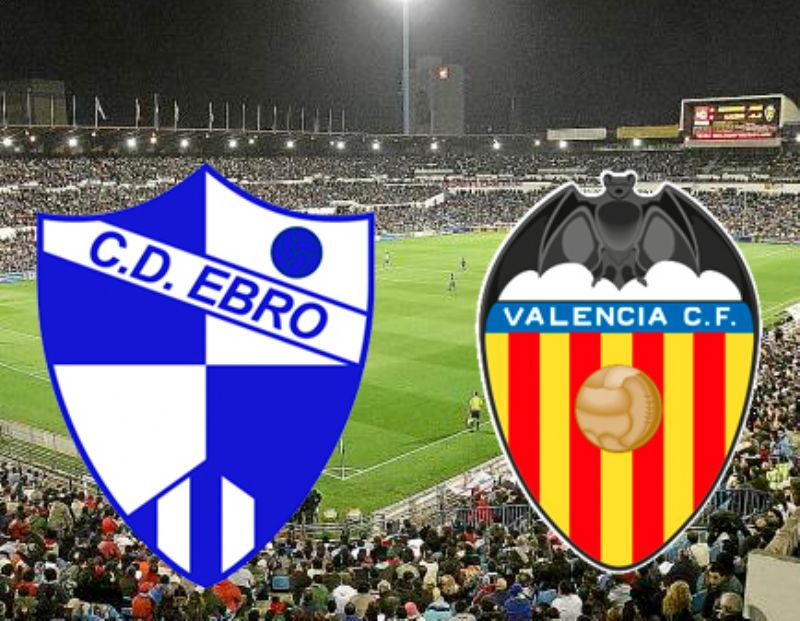 Entradas gratuitas para el CD Ebro - Valencia CF