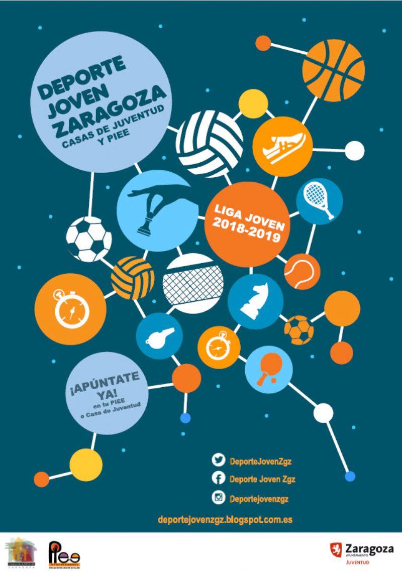 Comienzo de la Liga Joven 2018/2019