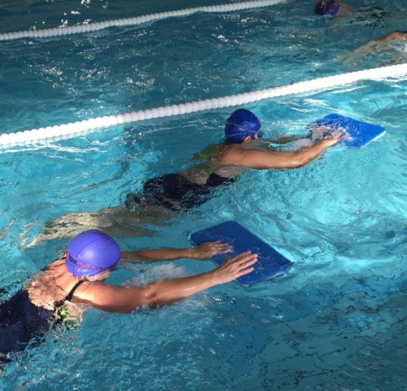 Plazo de renovación para los cursillos municipales de natación