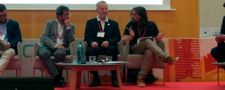 Zaragoza difunde su modelo de gestión deportiva municipal en el Congreso Internacional del Deporte en Grandes Ciudades