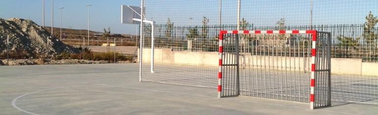 Zaragoza Deporte adjudica la obra para completar el potrero de Arcosur y amplía el presupuesto para los nuevos vestuarios del campo de fútbol de Santa Isabel