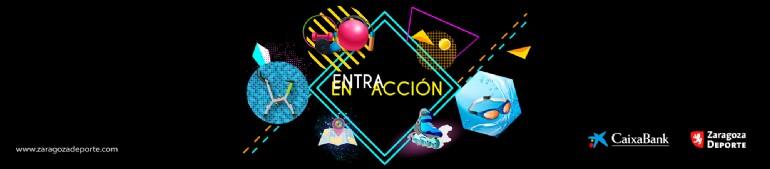 Zaragoza Deporte lanza su programación de cursos «Entra en Acción» con 15.000 plazas para todas las edades