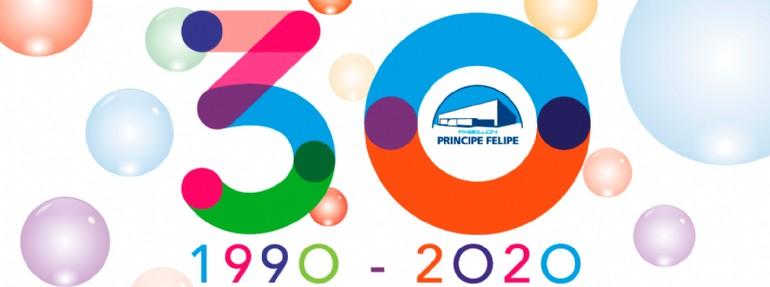 El pabellón «Príncipe Felipe» cumple 30 años convertido en referente del deporte local, nacional e internacional